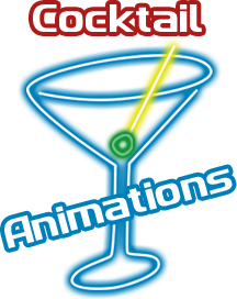 Cocktail animations - Logo